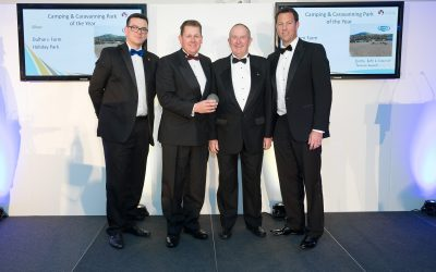 Silver Award Winners at the Bristol, Bath & Somerset Tourism Awards