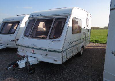 Touring Caravan No 63 – £2,250