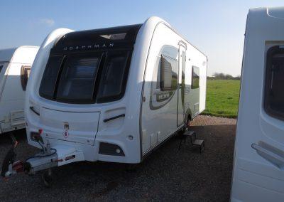 Touring Caravan No 52 – £12,000