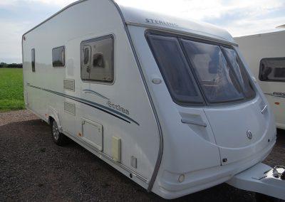 Touring Caravan 85 – £6,750
