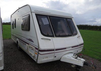 Touring Caravan no 90 – £2850