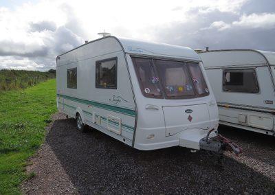 Touring Caravan no 89 – £1950