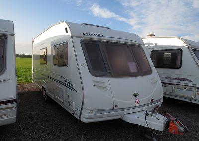 Touring Caravan no 92 – £4,750